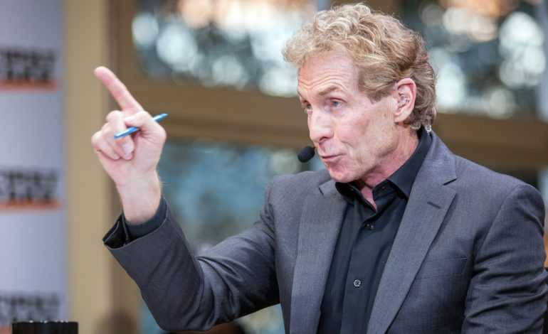 Skip Bayless's Obsession with LeBron is Getting… Creepy?