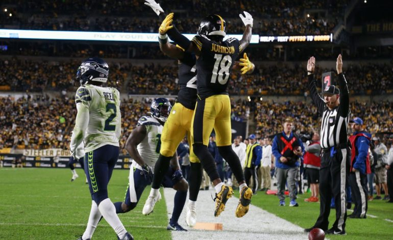 Sunday Night Football Review: The Seahawks & Steelers Are Hot Garbage