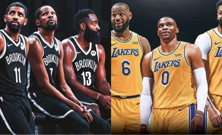 The NBA Conferences Now Have Balance