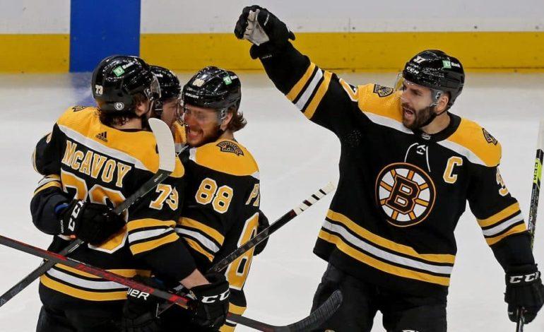 Bruins season predictions