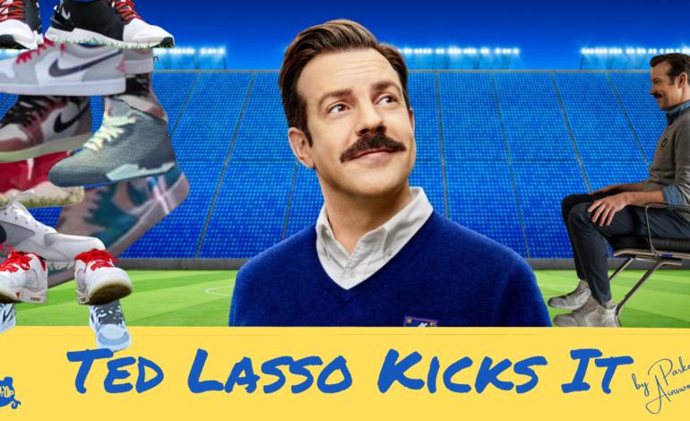 Ted Lasso Kicks It