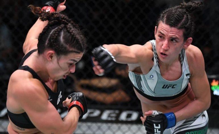 Rodriguez Beats Dern Unanimously