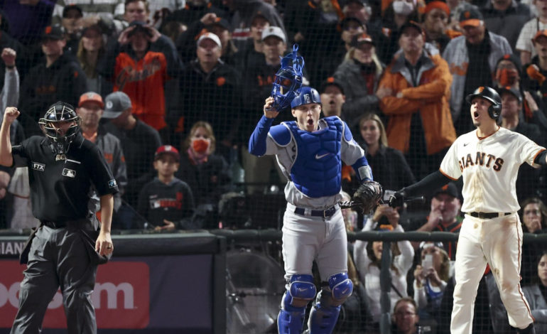 Check Swing of Check Swings: NLDS Ends in Disaster