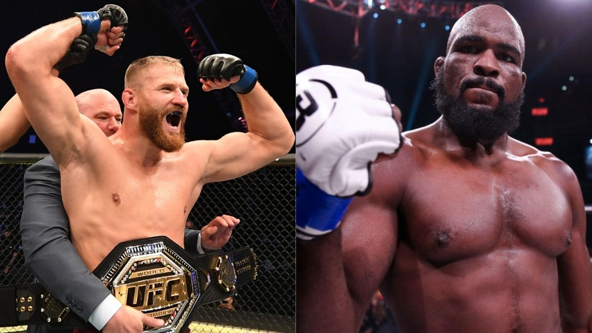 Blachowicz Anderson Part Three
