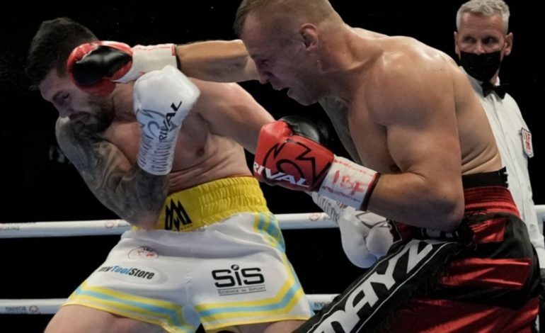 Should Briedis Move Now Or Clean Out Cruiserweight